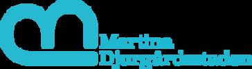 Martina Djurgårdsstaden Logotyp